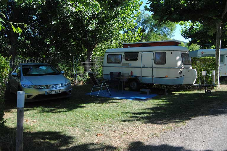 Parcelas Camping Berceo
