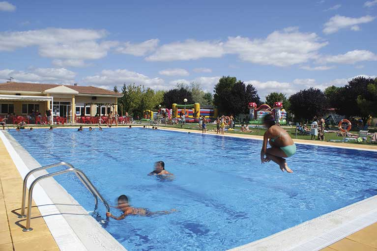 Pool Camping Fuenmayor